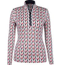 Women's Leandra Quarter-Zip Pullover