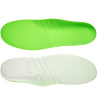 Green Cushioned Insoles