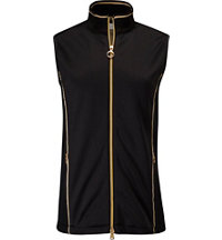 Women's Paneled Knit Vest