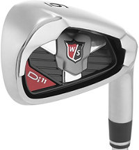Di11 4-PW, GW Iron Set with Steel Shafts