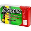 SRIXON Soft Feel Yellow Golf Balls + Bonus Sleeve