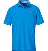 Men's Transistion Washed Short Sleeve Polo