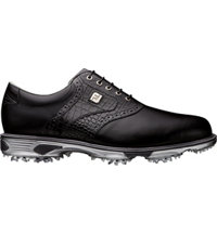 Men's DryJoys Tour Spiked Golf Shoes - Black (FJ# 53678)