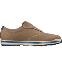 Men's Countour Casual Spikeless Golf Shoes - Tan (FJ# 54258)