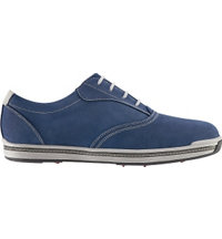 Men's Countour Casual Spikeless Golf Shoes - Dark Blue (FJ# 54216)