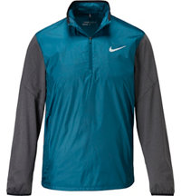 Men's Half-Zip Shield Jacket