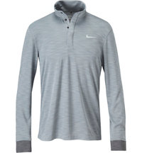 Men's Transistion Long Sleeve Polo