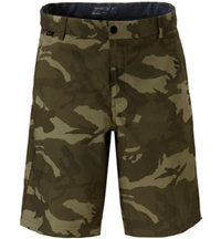 Men's Modern Fit Print Shorts