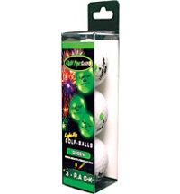 Constant Lite Green Golf Balls 3pk