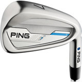 i 5-PW, UW Iron Set with Steel Shafts