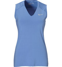 Women's Greens Sleeveless Shirt
