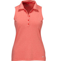 Women's Precision Racerback Sleeveless Polo