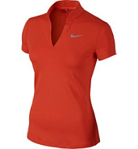 Women's Ace Pique Short Sleeve Polo