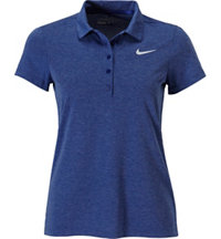 Women's Precision Heather Short Sleeve Polo