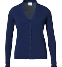 Women's Front Placket Cardigan Sweater
