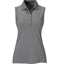 Women's Precision Pique Sleeveless Polo