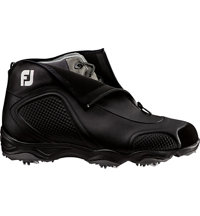 Men's Cleated Cascade Spiked Golf Boots - Black (FJ# 50018)