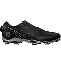 Men's DNA BOA Spiked Golf Shoes - Black (FJ# 53393)