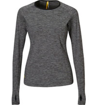 Women's Lynn Long Sleeve Crew Neck T-Shirt