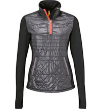 Women's Action Quilted Half-Zip Jacket