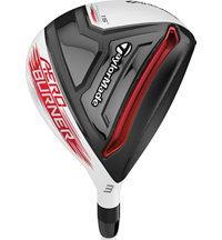 Blemished AeroBurner TP Fairway Wood