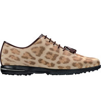 Women's Tailored Collection Spiked Golf Shoes - Cheetah (FJ# 91653)