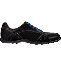 Women's Casual Collection Spikeless Golf Shoes - Black (FJ# 97703)