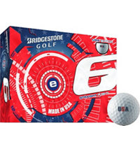 E6 USA Limited Edition Golf Balls
