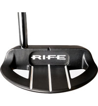 Barbados 2.0 Satin Black Putter