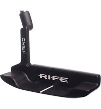 Chief Satin Black Putter