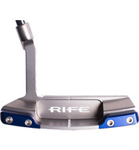 Switchback One Silver Putter
