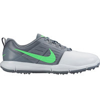 Men's Explorer SL Spikeless Golf Shoes - Pure Platinum/RG Green/Cool Gray