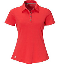 Women's Essential Cotton Hand Short Sleeve Polo