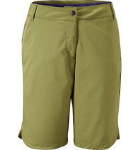 Women's Performance Woven Bermuda Shorts