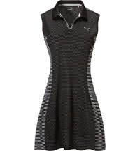 Women's Polka Stripe Dress