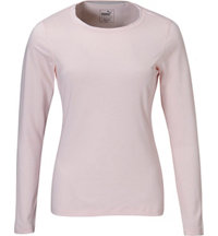 Women's Crew Neck Long Sleeve Shirt