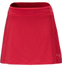 Women's Solid Knit Skort