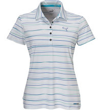 Women's Road Map Short Sleeve Polo