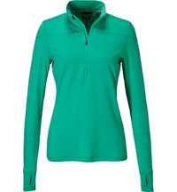 Women's Popover Quarter-Zip Jacket