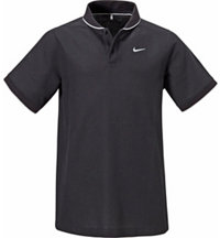 Boy's Nike Momentum Short Sleeve Polo