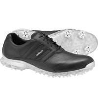 Men's Adipure ZT Spiked Golf Shoes - Core Black/Core Black/Silver Metallic