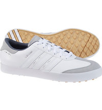 Men's Adicross V Spikeless Golf Shoes - Ftwr White/Gum