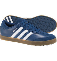 Men's Adicross V Spikeless Golf Shoes - Mineral Blue/Ftwr White/Gum