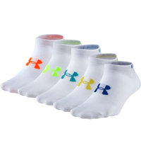 Women's UA Liner No Show Socks