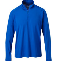 Men's Tech Quarter-Zip Pullover
