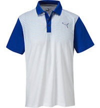 Men's Colorblock Short Sleeve Polo