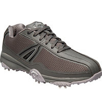 Men's Chev Aero II Spiked Golf Shoes - Grey/Grey (# M186-27)