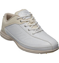 Women's Cirrus Spikeless Golf Shoes - White/Bone (# W441-22)