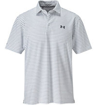 Men's Coldblack Stripe Short Sleeve Polo