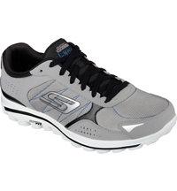 Men's Go Golf Lynx Spikeless Golf Shoes - Grey/Black (#53549-GYBK)